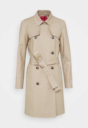 MAKARAS - Trenchcoat - medium beige