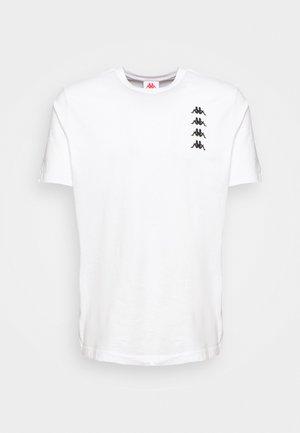 JORN - T-shirt imprimé - bright white