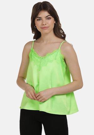 TOP - Top - neon grün