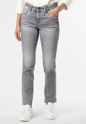 JEANS PARIS - Bootcut jeans - grau