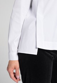 Eterna - Button-down blouse - white - 2