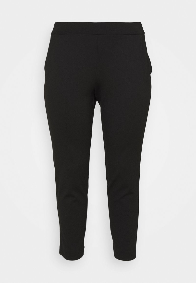 MICHAEL Michael Kors - SOLID PULL ON  - Trousers - black