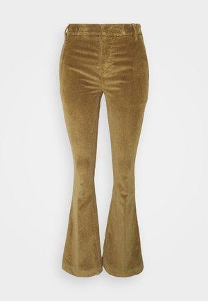 PANTALONE LEXI - Trousers - camel