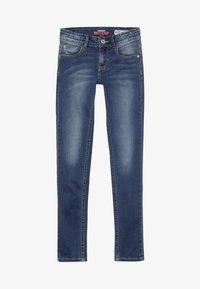 Vingino - BETTINE - Jeans Skinny - dark-blue denim - 3