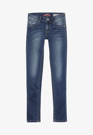 BETTINE - Jeans Skinny Fit - dark-blue denim