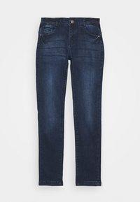 Staccato - SKINNY TEENAGER UNISEX - Jeans Skinny Fit - dark blue denim - 0