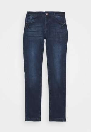 SKINNY TEENAGER - Skinny-Farkut - dark blue denim