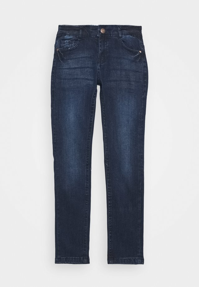 SKINNY TEENAGER - Jeans Skinny Fit - dark blue denim