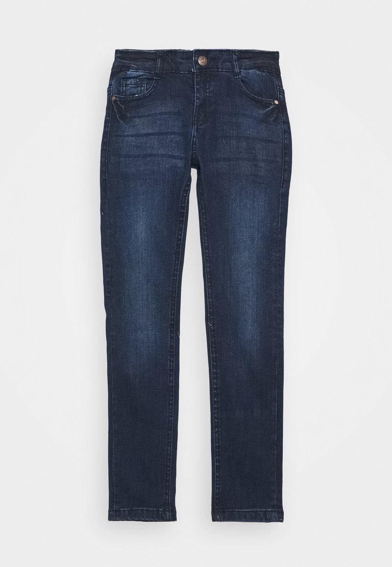 Staccato - SKINNY TEENAGER UNISEX - Jeans Skinny Fit - dark blue denim
