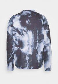 Jaded London - LIGHTNING CLOUD  - T-shirt à manches longues - dark grey - 1
