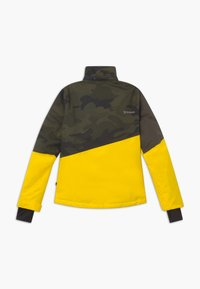 Brunotti - IDAHO BOYS - Snowboard jacket - cyber yellow - 2