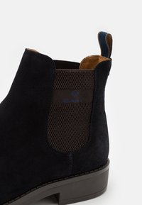 GANT - BROOKLY - Classic ankle boots - marine - 5