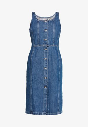 SIENNA DRESS - Jeanskjole / cowboykjoler - out of the blue