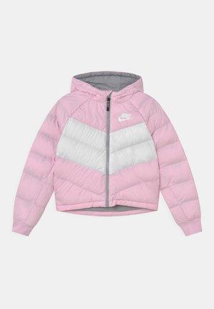 Veste d'hiver - pink foam/white/lt smoke grey