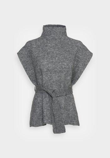 Cape - grey