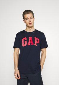 GAP - BASIC ARCH 3 PACK - T-shirt med print - multi - 3