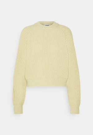ELINA - Pullover - light yellow