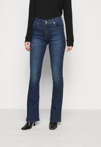 7 for all mankind - EXCLUSIVITY - Bootcut jeans - dark blue - 0