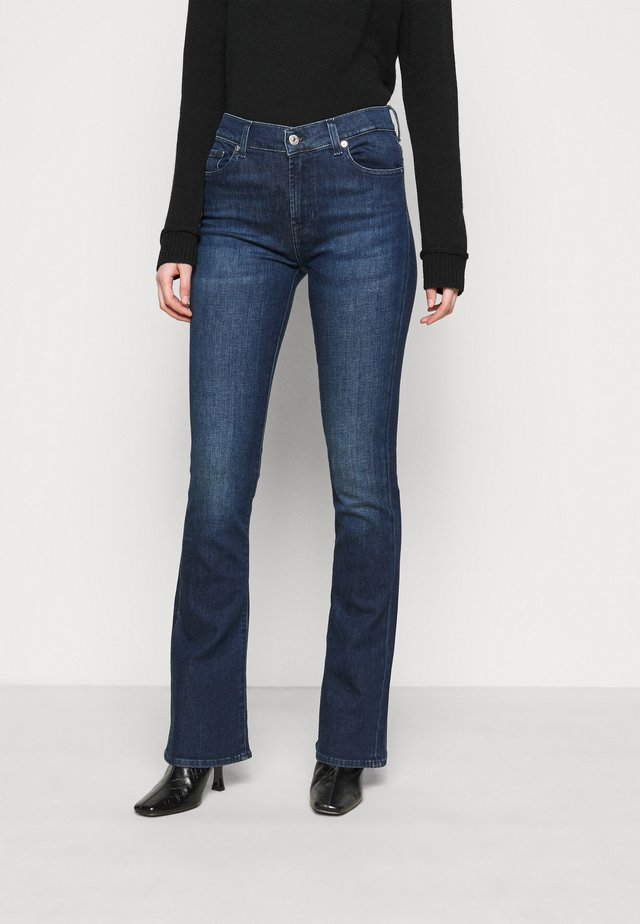 EXCLUSIVITY - Jean bootcut - dark blue