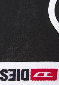 Diesel - UFPN-OXY-THREEPACK UNDERPANTS 3 PACK - Alushousut - black - 2