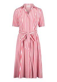 Vera Mont - VERA MONT  - Shirt dress - white/red - 0