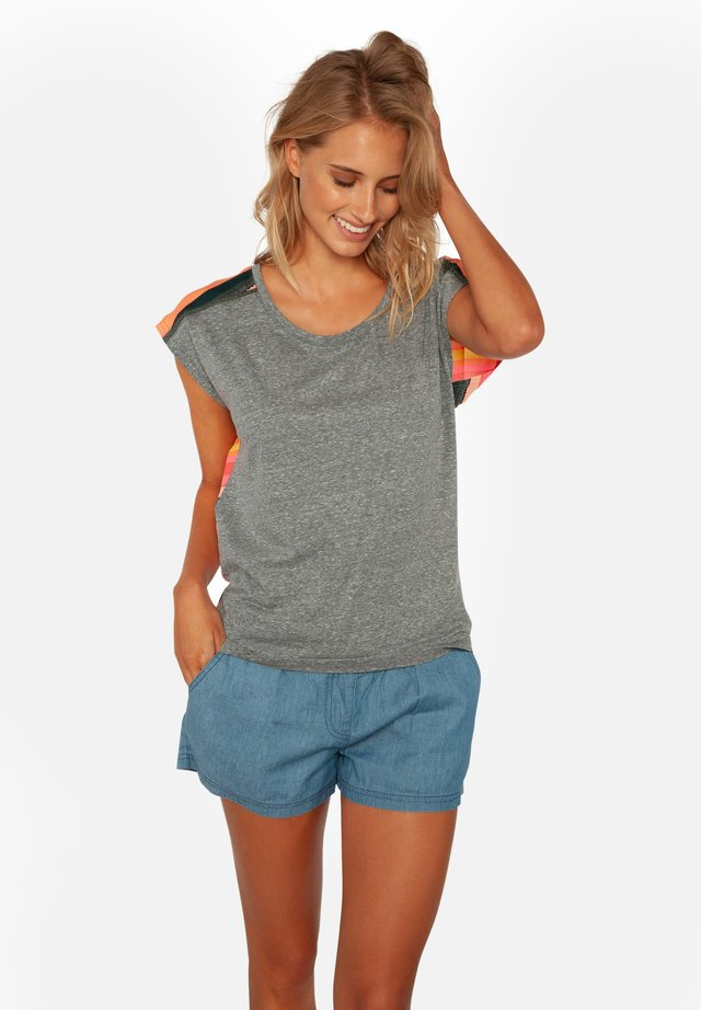 CHIVE - T-shirt print - grenadine