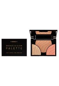 Korres - BRONZE & GLOW PALETTE - Face palette - champagne - 1
