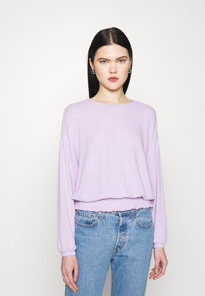 ONLZIRA SMOCK - Jumper - orchid bloom