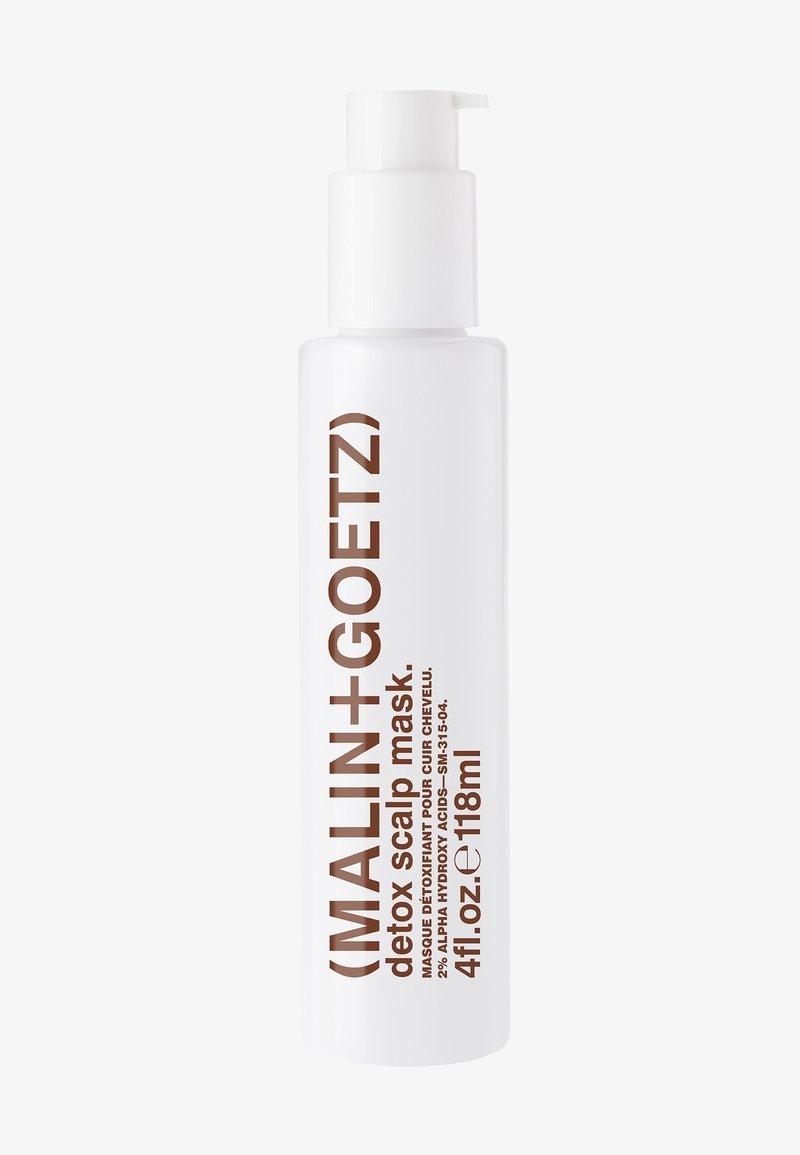 MALIN+GOETZ - HAARMASKE DETOX SCALP MASK - Hair treatment - -