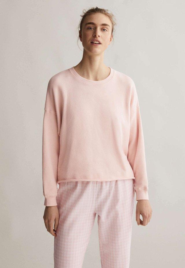 Bluza - rose