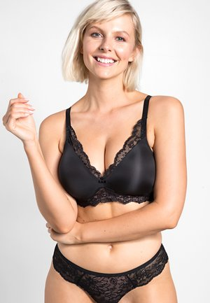 AMOURETTE CHARM - T-shirt bra - black
