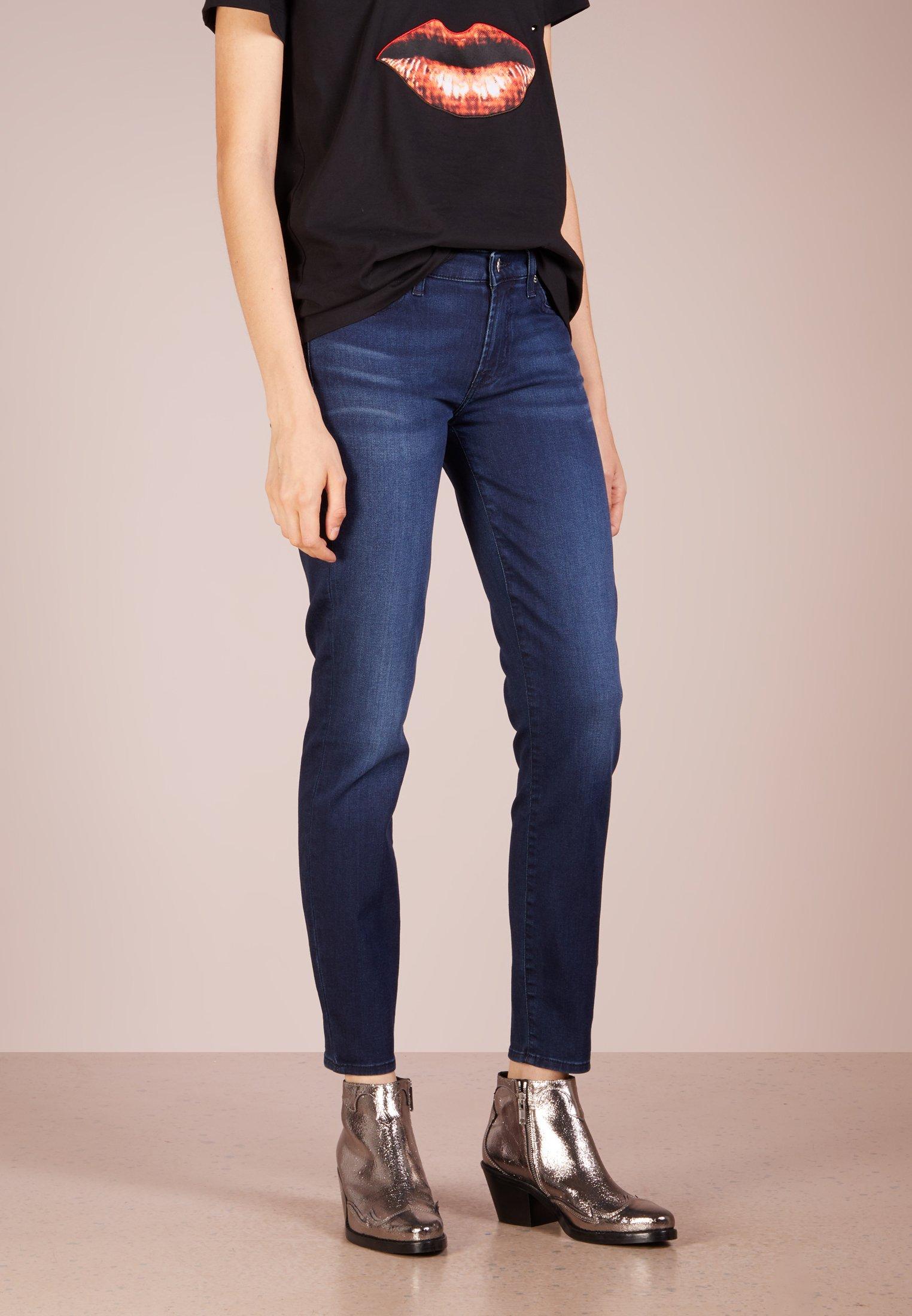 Women CROP - Jeans Skinny Fit