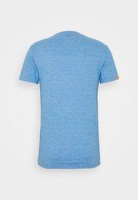 Superdry - VINTAGE CREW - Basic T-shirt - royal blue feeder - 1