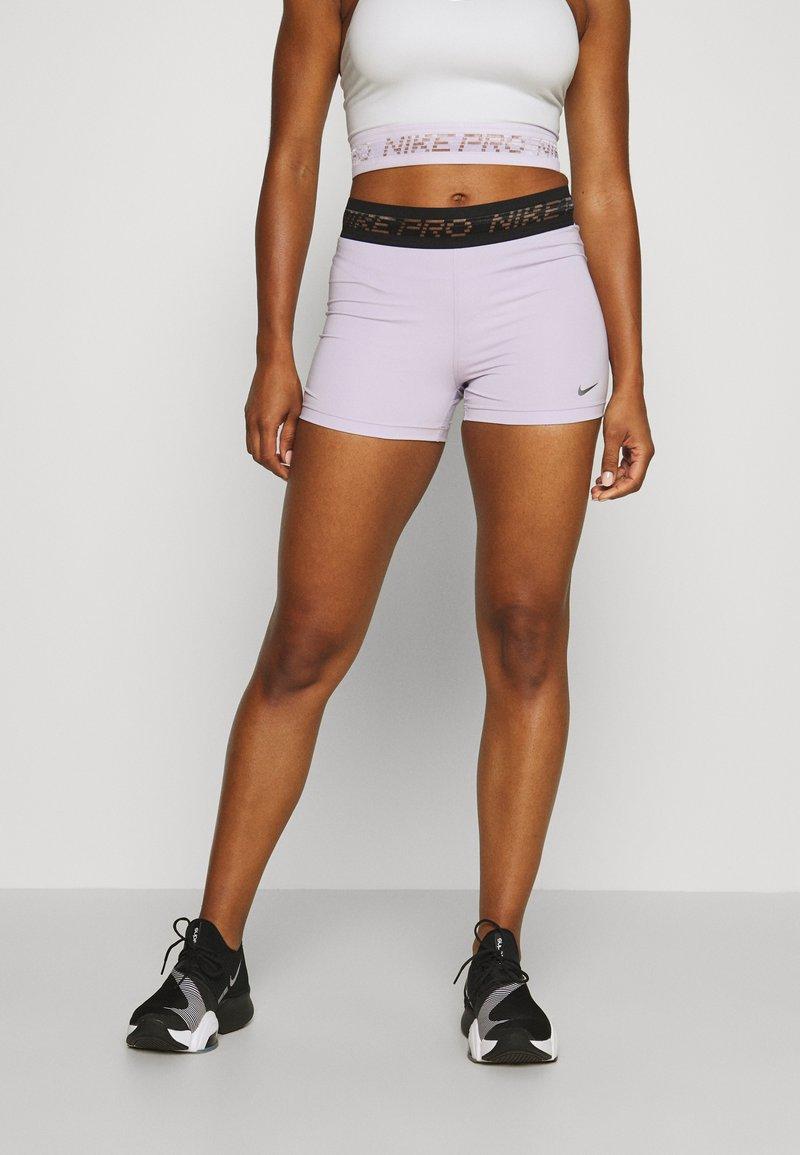Nike Performance - PRO SHORT - Legging - infinite lilac/black
