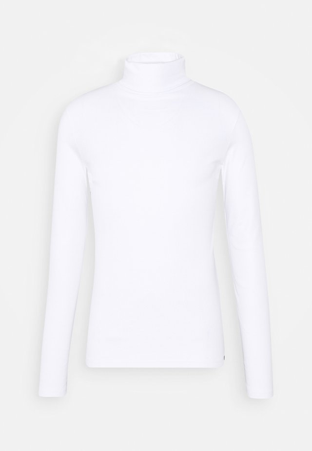 BARNABY - Long sleeved top - white