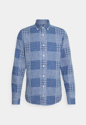 HELI - Shirt - medium blue
