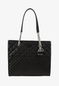 Guess - QUEENIE TOTE - Tote bag - black - 1