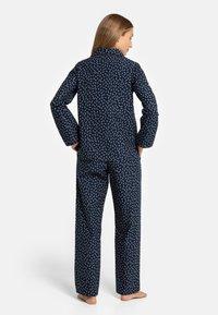 Seidensticker - Pyjama - blau - 2