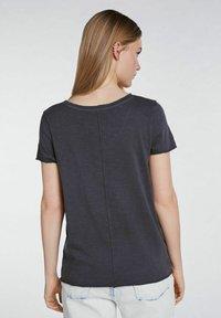 SET - Basic T-shirt - phantom - 2