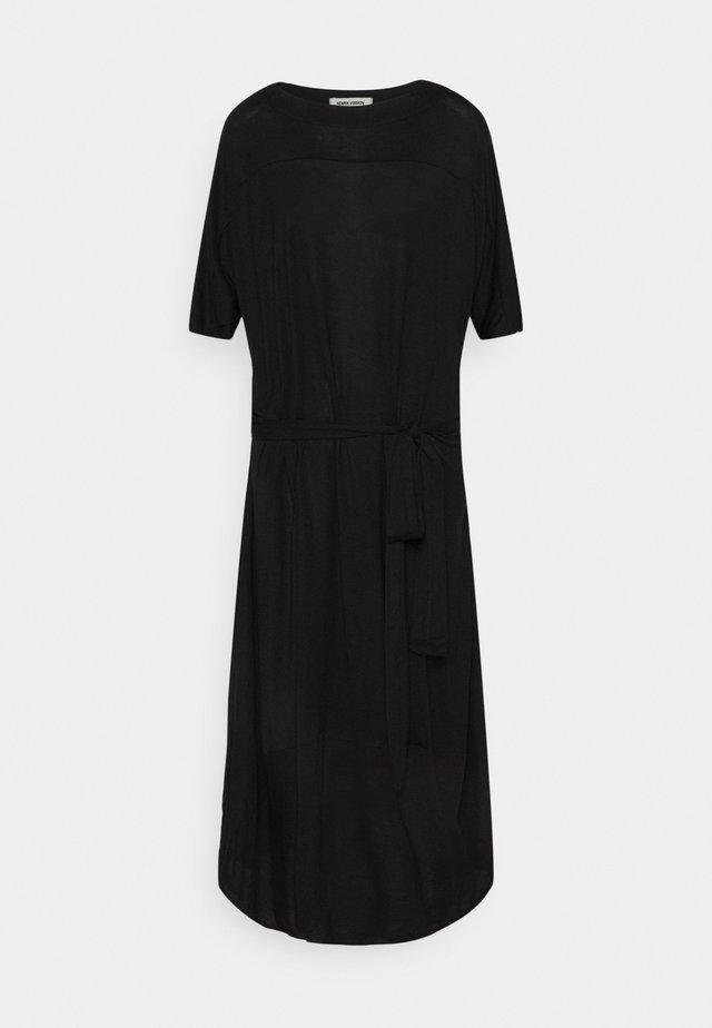 PIPETTE DRESS - Jersey dress - black