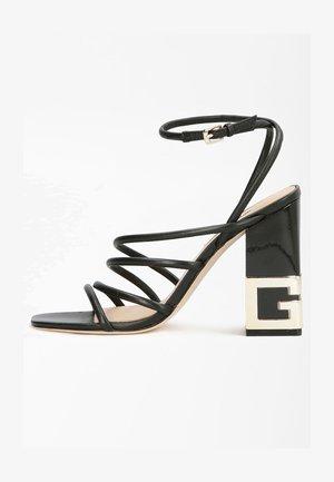 TACEY - Sandals - schwarz