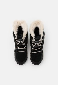 Sorel - YOUTH WHITNEY II - Winter boots - black - 3