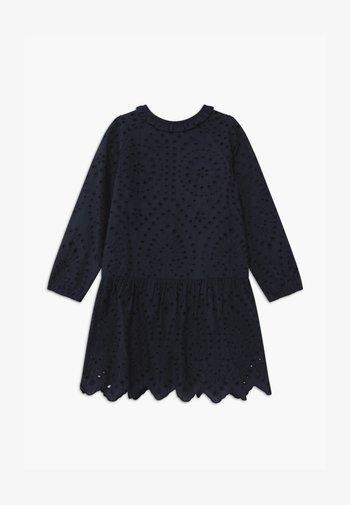 NKFNALLA - Shirt dress - dark sapphire
