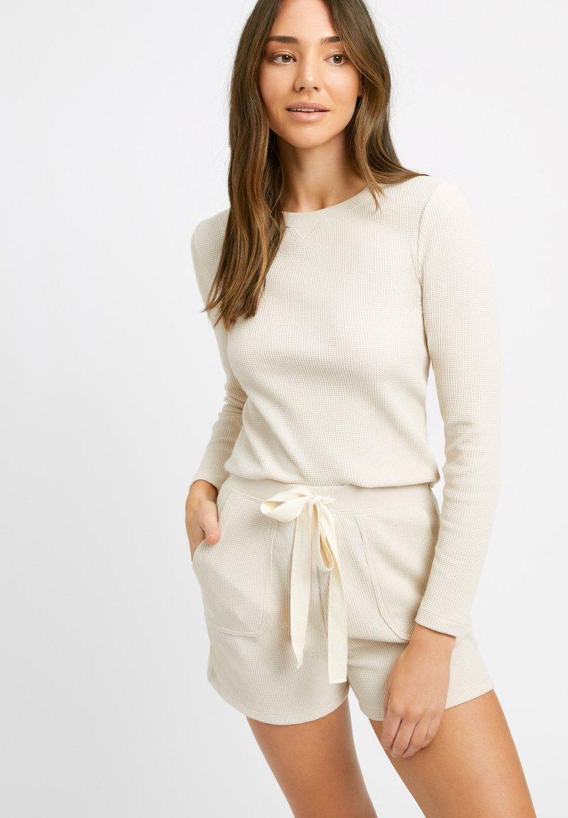 Kookai - Long sleeved top - ab-beige
