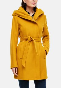 s.Oliver - Short coat - yellow - 6