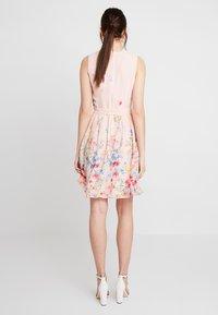 Esprit Collection - FLUENT - Cocktail dress / Party dress - peach - 3