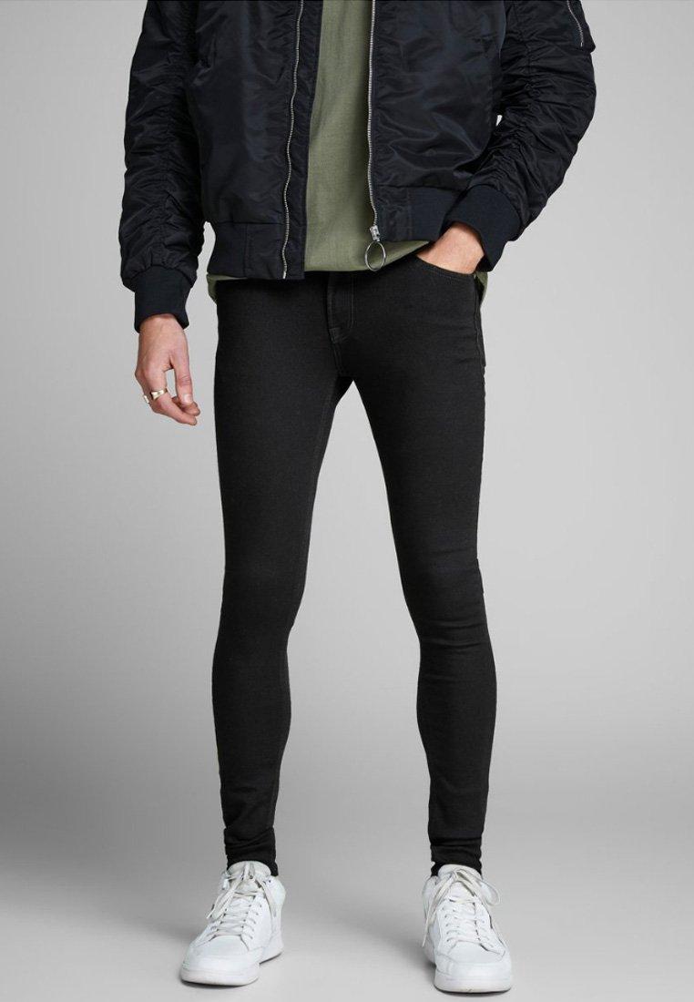 Jack & Jones - TOM ORIGINAL - Jeans Skinny Fit - black denim