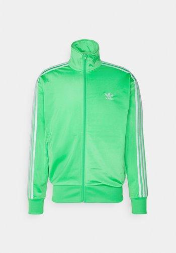 FIREBIRD ADICOLOR PRIMEBLUE TRACK  - Training jacket - semi screaming green