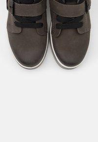 Jana - Platform ankle boots - graphite - 5