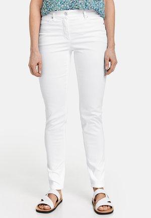 Jeans Skinny Fit - weiß/weiß